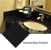 Black Granite Hotel Vanitytop