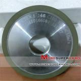 Resin bond Diamond Grinding Wheel for Carbide Insert Grinding alan.wang@moresuperhard.com