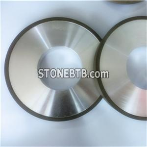 1A1 CBN grinding wheel for AUTO crankshaft  alan.wang@moresuperhard.com