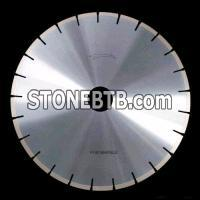 Silver Brazed Diamond Saw Blade(Specially for Marble)