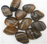 Wood Grain Pebble Stone