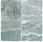 Teos Green Tumbled Marble Tiles