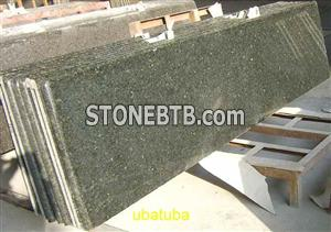 Ubatuba granite kitchentop, countertop