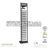 Marble stone sample display rack-SR004