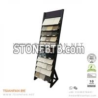 Porcelain tile showroom display stand-SR-114