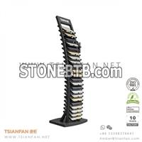 showroom display rack for marble SR017-04