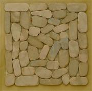Cut Pebble Stone mosaic