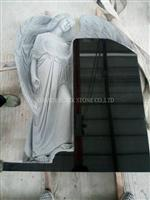 Shanxi black hebei black tombstone monument, Russia, United States memorial tablet in dry hanging wa