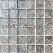Silver Glass mosaic