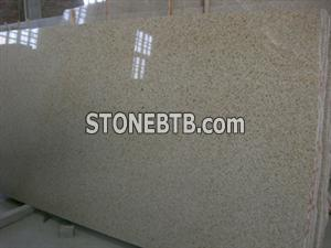 sell G350 yellow granite slab