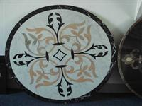pattern mosaic medallion 021