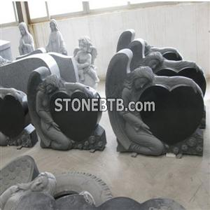 Shanxi Black Tombstone, American Style Monument