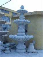 Courtyard  Water fountain