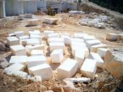 Snow White Thassos Marble Blocks