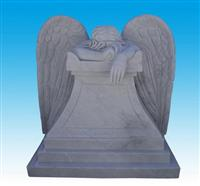 Cemetery Statue SS-095
