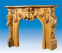 Marble Fireplace SF-033