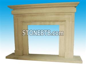 UK Style Marble Fireplace SF-040