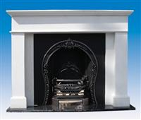 English Marble Fireplace SF-045