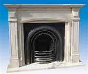 English Marble Fireplace SF-050
