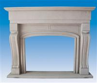 Sandstone Fireplace SF-052