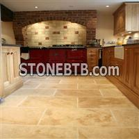 Antique Syle Classic Travertine Chipped