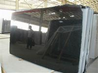 Absoluate black granite slab