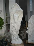 White Marble carving stone