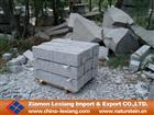 Cutted and around palisades garden stone granite