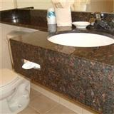 Tan Brown Vanity Tops