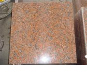 G562 Granite, Maple Red Granite Tiles