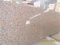 China Imperial Red granite slab