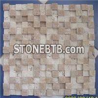 China professional slate mosaic