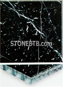 Marble Panels, Black Marble Base