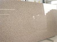 G687 Peach Red Flower Chinese red Granite