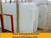 Crystal White Marble Slab