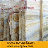 Golden Yellow Marble Slab