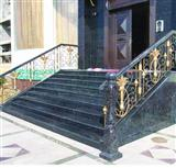 ShanXi Black Granite Treads