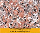 Austria Red Granite slab