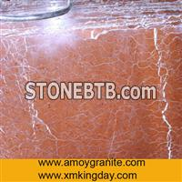Alicante Red Marble Slab