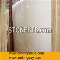 Light Beige Marble Slab