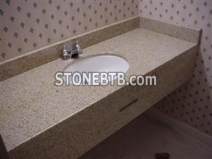 G682 Grnite Bath Countertop