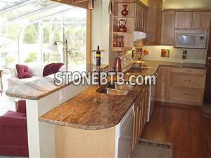 Brown Countertops Vanity Top