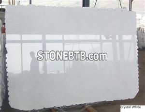 Pure White Marble Crystal White