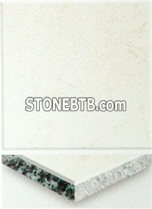 White Marble Honeycomb Composite Tile