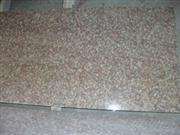 G687 Peach Pink Flower Chinese Pink Granite
