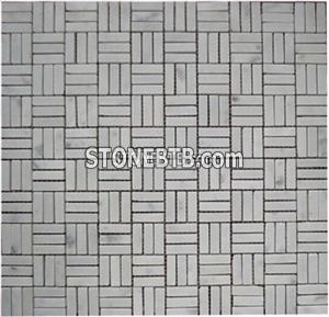 Grey Stone Marble Patchwork
