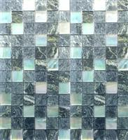 Stone Mosaic,Stone Mixed Glass Mosaic