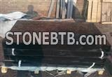 Shanxi black granite 6 sides polished monuments