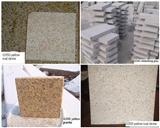 Yellow, beige, gray granite G350, G343