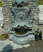Fountain-hand carved